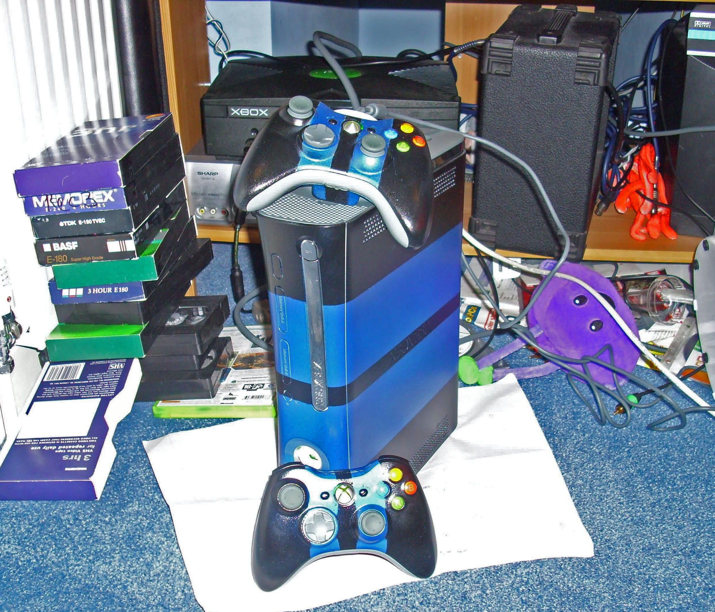 Xbox mods - Nerdshack