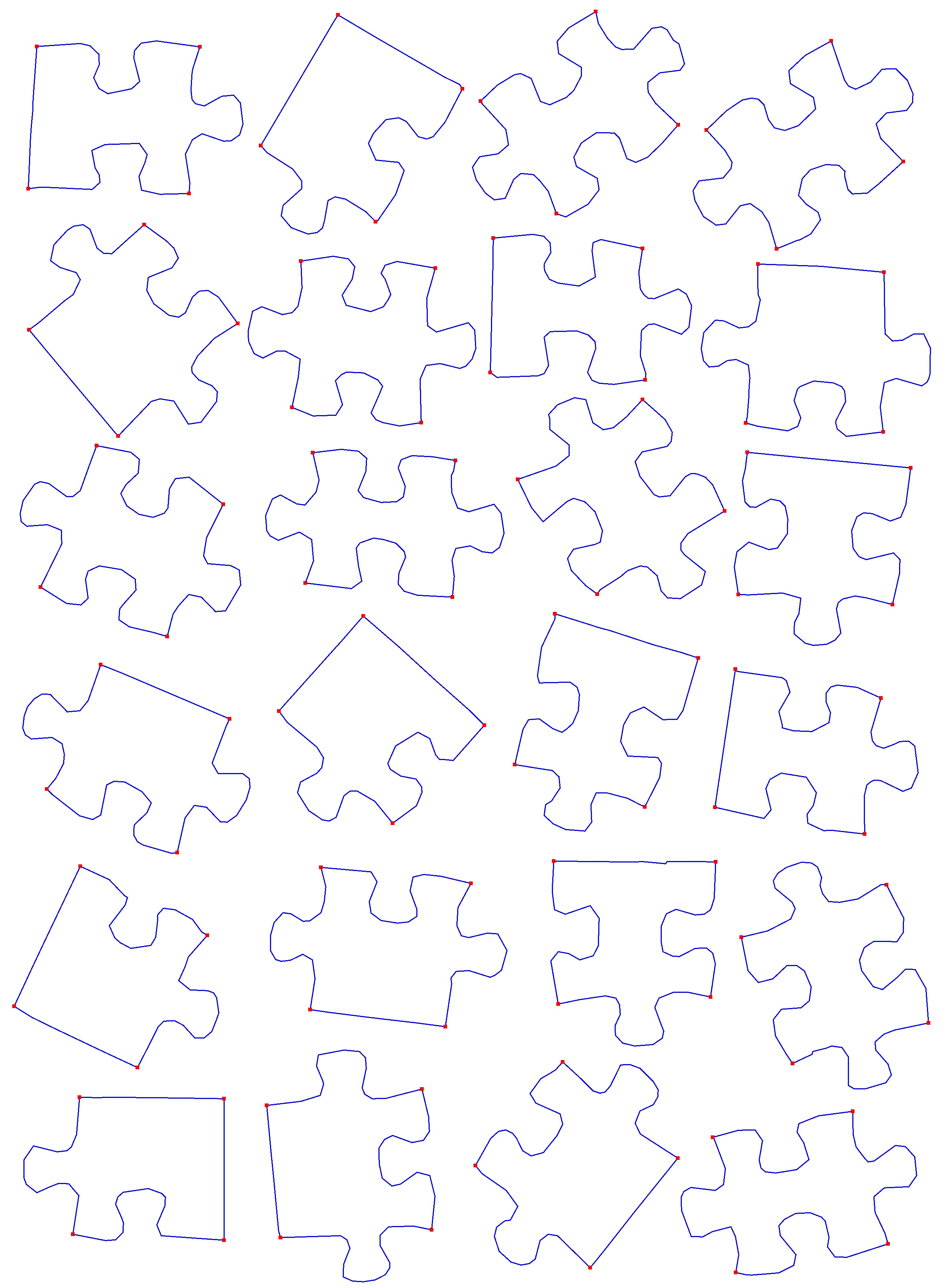 Solving jigsaw puzzles - Nerdshack