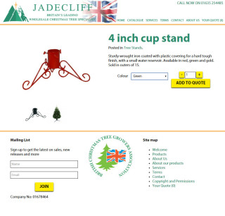 jadecliff product page