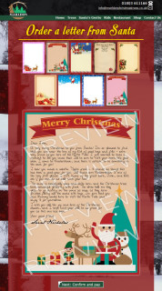 marldon christmas trees website 2014 santa letter designer page 3