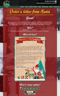marldon christmas trees website 2014 santa letter designer page 4